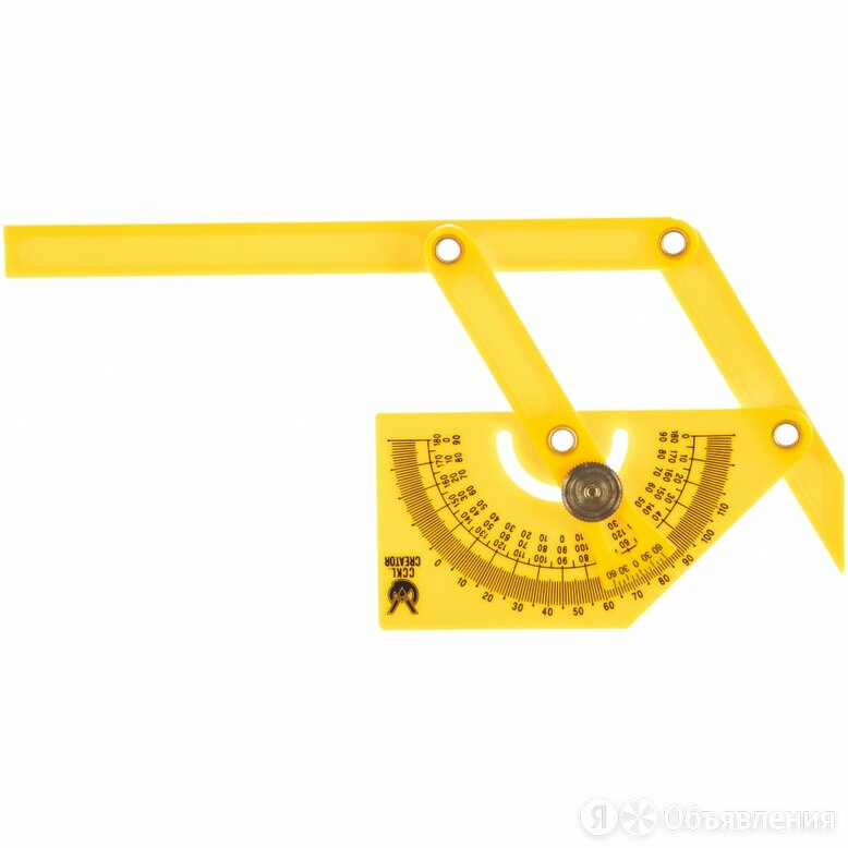 Угольник KWB 0658-00 по цене 369₽ - Измерительные инструменты и приборы, фото 0