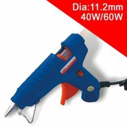 Клеевые пистолеты - Клеевой пистолет для стержня 1,1см Foska JQ40H 40 Вт, 0