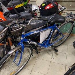 Велосипеды - Велосипед Стелс Навигатор 300 G с корзиной , 0