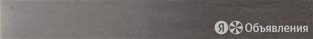 ATLAS CONCORDE Mark Graphite Listello Lappato 7X59 по цене 483₽ - Плитка из керамогранита, фото 0