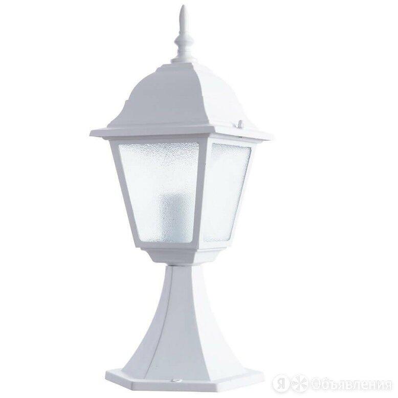 Уличный светильник Arte Lamp Bremen A1014FN-1WH по цене 1550₽ - Уличное освещение, фото 0