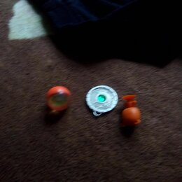 Игровые наборы и фигурки - 3 игрушки, 0