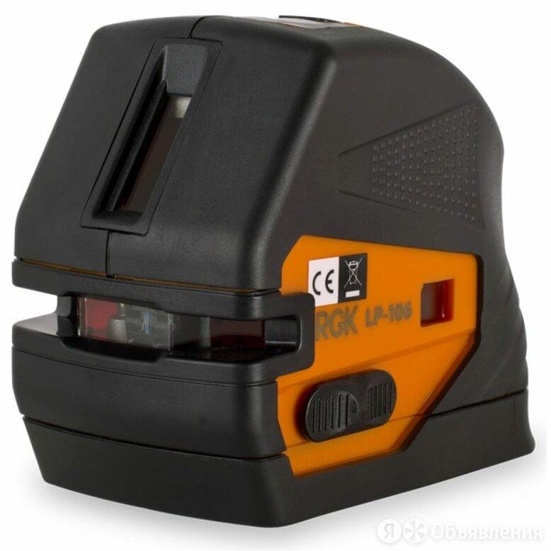 Лазерный нивелир RGK LP-106 по цене 10990₽ - Прочая техника, фото 0