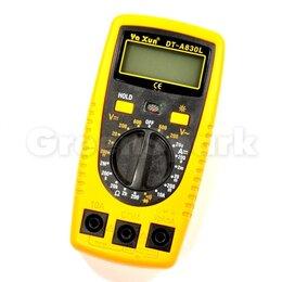 Измерительные инструменты и приборы - Мультиметр Ya Xun DT-A830L / YX-830L, 0