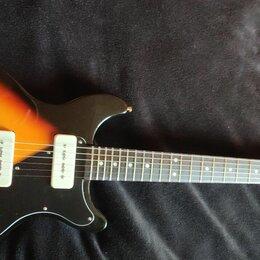 Электрогитары и бас-гитары - Электрогитара, 0