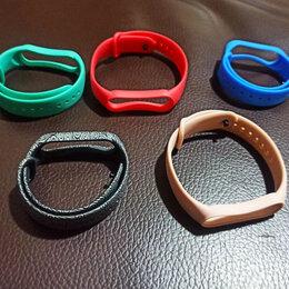 Аксессуары для умных часов и браслетов - Xiaomi mi smart band ремешки., 0