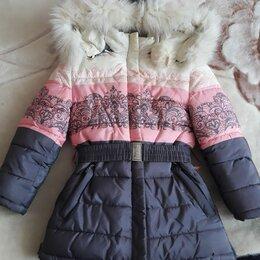 Куртки и пуховики - Пальто зимнее рост 116, 0