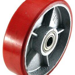 Другое - Колесо для гидравлических тележек 200х50 мм (полиуретан) Р80-1, 0