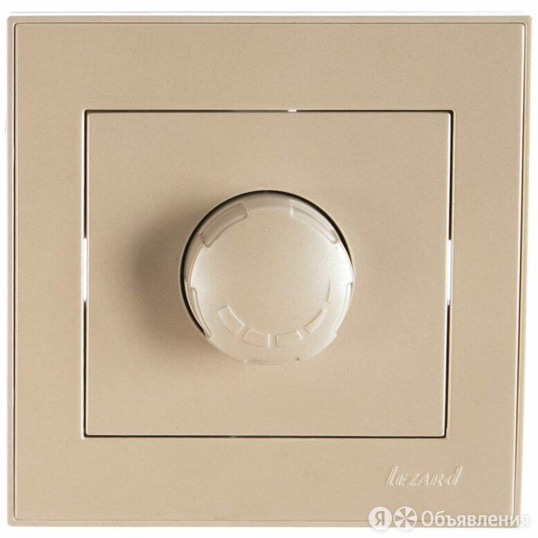 Диммер Lezard RAIN по цене 829₽ - Электроустановочные изделия, фото 0