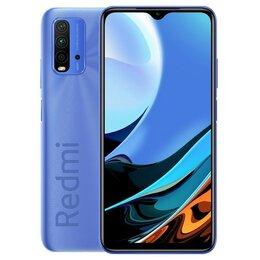 Мобильные телефоны - Смартфон Xiaomi Redmi 9T 4/128GB (Global) (синий), 0