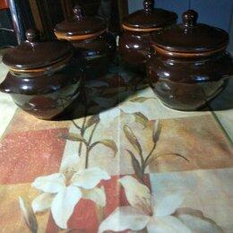 Посуда для выпечки и запекания - Горшочки ссср для запекания, 0