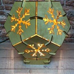 Ночники и декоративные светильники - Додекаэдр ночник , 0