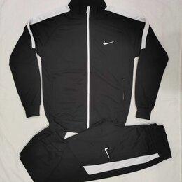 Спортивные костюмы - Спортивный костюм Nike чер. (46-54), 0