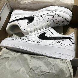 Кроссовки и кеды - Кастомные кроссовки Nike AF1, 0