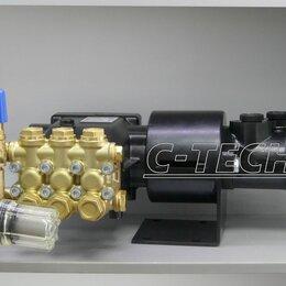 Двигатель и комплектующие - Насос для коммунальных машин (250 бар, 20 л/мин), 0