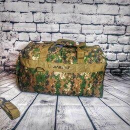 Дорожные и спортивные сумки - Спортивная сумка хаки, 0