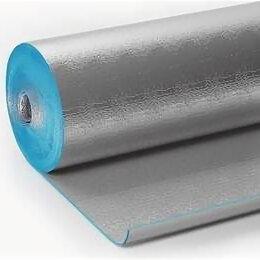 Изоляционные материалы - Пенофол самоклеящийся 5мм 18 м2, 0