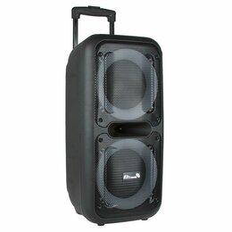 Портативная акустика - Аренда колонки Eltronic 20-07 DANCE BOX 200 посуточно, 0