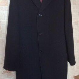 Пальто - Пальто зимнее мужское 52-54, 0