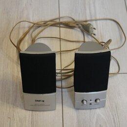 Компьютерная акустика - Колонки Dialog, 0