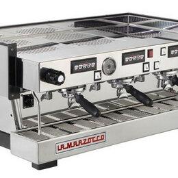 Кофеварки и кофемашины - Профессиональная кофемашина La Marzocco Linea Classic EE 3GR, 0