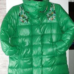 Пуховики - Куртка женская , 0