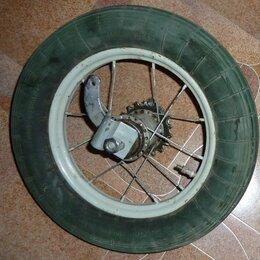 Обода и велосипедные колёса в сборе - Колесо для велосипеда б/у, 0