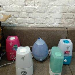 Очистители и увлажнители воздуха - Увлажнители воздуха новые ультразвуковые, 0