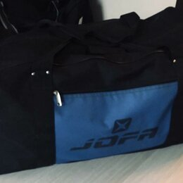 Защита и экипировка - Баул хоккейный JOFA, 0
