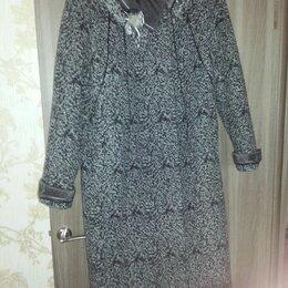 Пальто - пальто теплое демисезонное  размер 50-52, 0