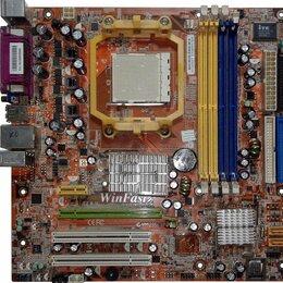 Материнские платы - Материнка Foxconn 6100M2MA-RS2H SocketAM2, 0
