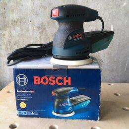 Шлифовальные машины - Шлифмашина Новая BOSCH GEX 125-1 AE Professional, 0