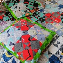 Покрывала, подушки, одеяла - Пэчворк одеяло и наволочки, 0