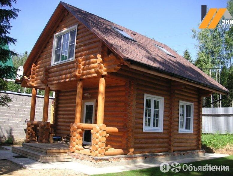 Дом из бревна об-127 127 м² по цене 12100₽ - Готовые строения, фото 0
