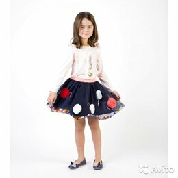 Юбки - Юбка Billiblush, 4 года, 5 лет (2 размера), 0