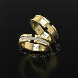 Кольца и перстни - Обручальные кольца, 0