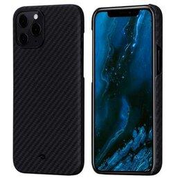 "Чехлы - Чехол Pitaka MagEZ Case для iPhone 12 Pro Max 6.7"", черно-серый, кевлар (арамид), 0"