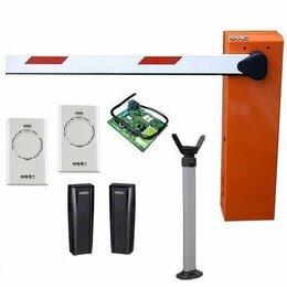 Шлагбаумы и автоматика для ворот - Шлагбаум 617_6 BPR FAAC для проездов до 6 м, 0