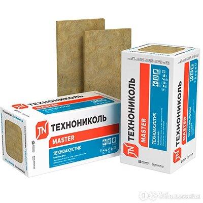 Утеплитель ТЕХНОАКУСТИК П-45 (1200*600*50) 8,64 м2   0,4,32 м3 по цене 450₽ - Изоляционные материалы, фото 0