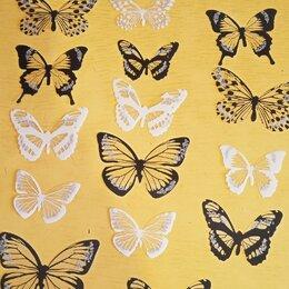 Украшения и бутафория - Бабочки для декора, 0