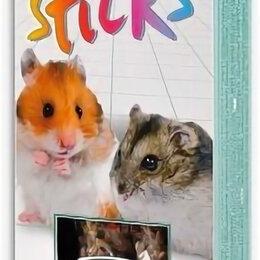 Игрушки и декор  - FIORY палочки для хомяков STICKS с фруктами 2х50 г , 0
