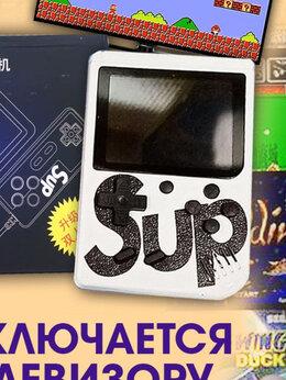 Игровые приставки - Sup игровая консоль 400 в 1, 0