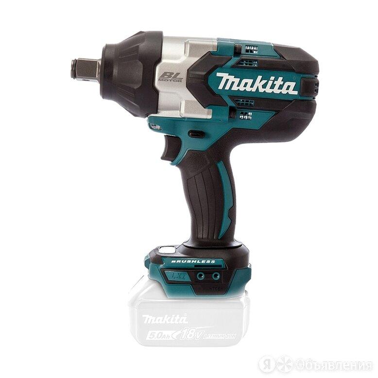 Импульсный гайковерт Makita DTW1002Z (DTW 1002 Z) по цене 21500₽ - Гайковерты, фото 0