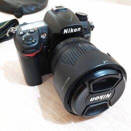 Фотоаппараты - Зеркальный фотоаппарат nikon D7000 + вспышка, 0
