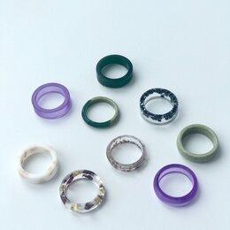 Кольца и перстни - Кольца из эпоксидной смолы, 0