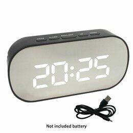 Часы настольные и каминные - Электронные настольные часы, 0