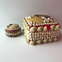 Шкатулки - Шкатулка из ракушек , 0