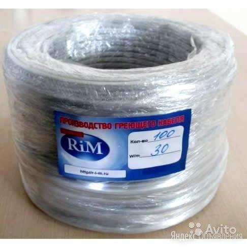 Нагревательный кабель по цене 310₽ - Обогреватели, фото 0