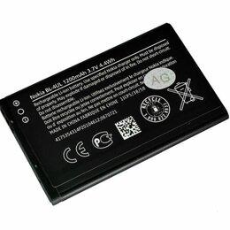 Аккумуляторы - Аккумулятор для Nokia 225 RM-1012 , (BL-4UL) 1200mAh  , 0