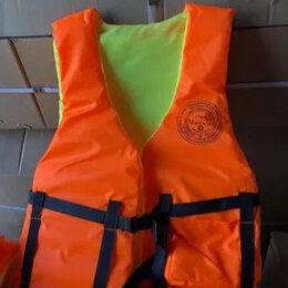 Спасательные жилеты и круги - Жилет страховочный, 0